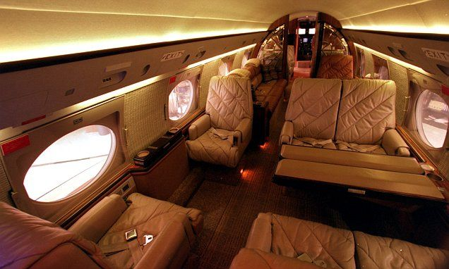 Illegal immigrants are being deported on private jets as taxpayers pay $300k bill | Daily Mail Online