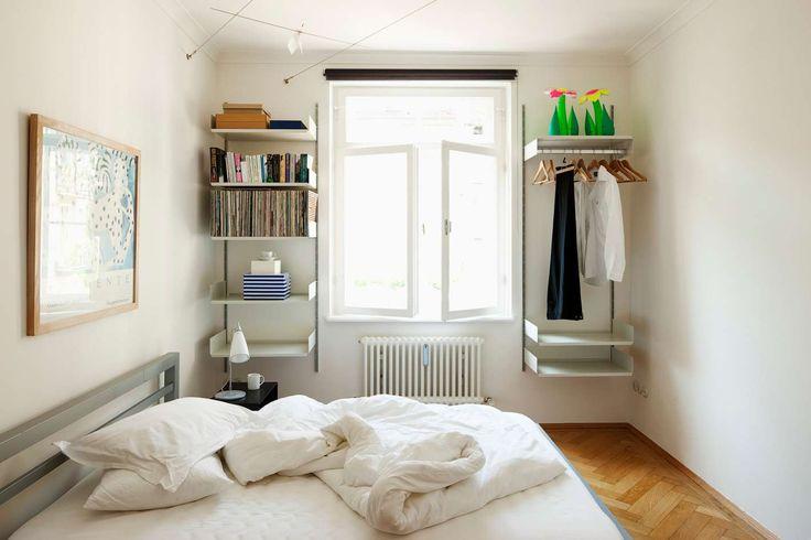 ber ideen zu regalsysteme kleiderschrank auf. Black Bedroom Furniture Sets. Home Design Ideas