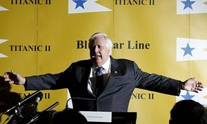 Let's just admit it, Clive Palmer is playing us all for fools