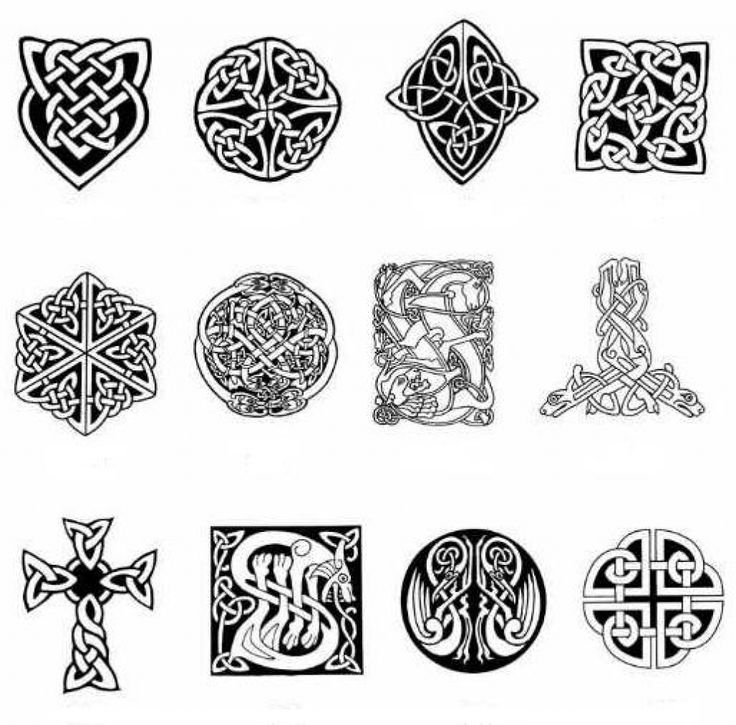Celtic Tattoo Meaning in Celtic Tattoo http://tattooatoz.com/the-stylish-and-also-attractive-celtic-tattoo-regarding-body-tattoo/