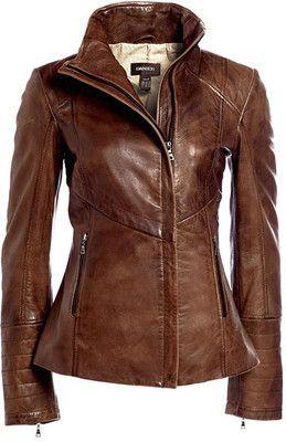 LoLus Fashion: Women Leather Jacket