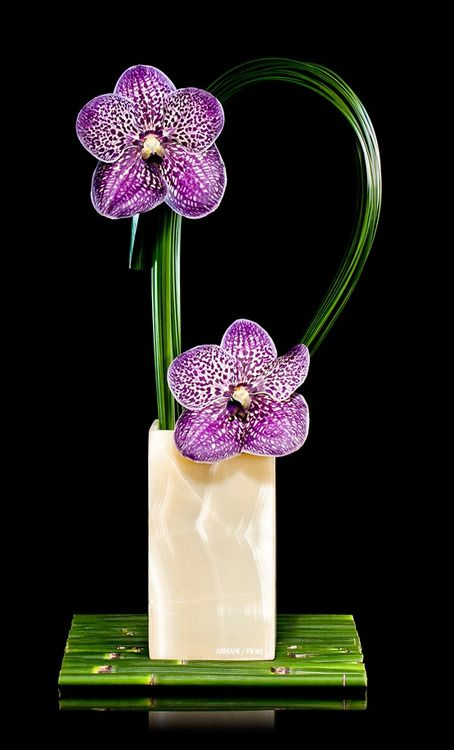 japaneseaesthetics:  Ikebana flower decor, Japan Image via Kumi Ito of Pinterest
