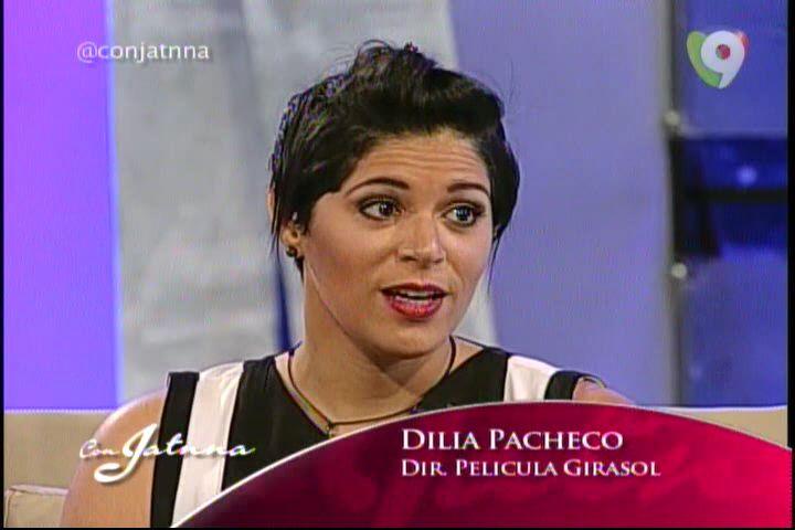 Entrevista A La Directora De Cine Dilia Pacheco Con Jatnna Tavarez #Video