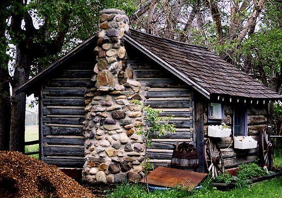 rustic cabins - <3