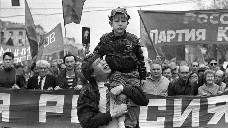 НОВЫЕ ПРАВЫЕ 2033: RIP Виктор Анпилов