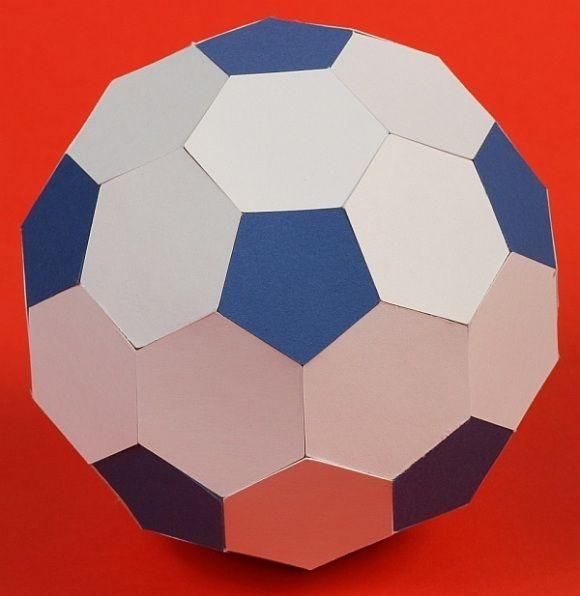 Math Monday: Paper Polyhedra   paper math constructions ...