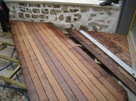 17 best ideas about terrasse en bois on pinterest. Black Bedroom Furniture Sets. Home Design Ideas