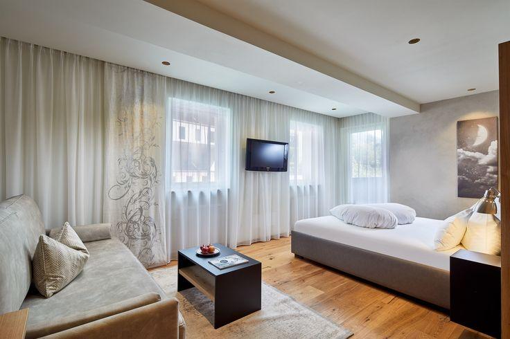 Das neue Doppelzimmer Silbermond für 2 - 4 Personen (31 m²)