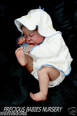 PRECIOUS BABIES~OOAK REBORN DOLL QUINLYNN~SCULPTED BY LAURA LEE EAGLES~IIORA~ERA