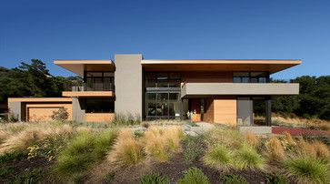 Sinbad Creek Residence - modern - Exterior - San Francisco - Swatt | Miers Architects