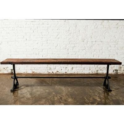 L'usine Vintage Dining Bench Seat
