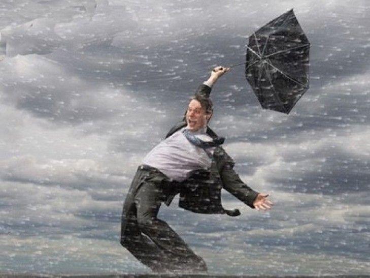 Коротко о погоде картинки приколы ветер