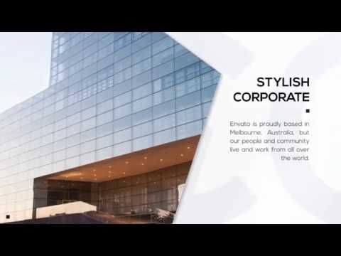Stylish Presentation (Videohive After Effects Templates)