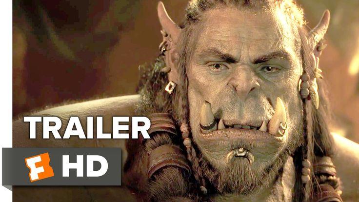 Warcraft Official Trailer|G1Movie