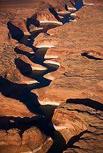 Moqui Canyon, Lake Powell, Utah