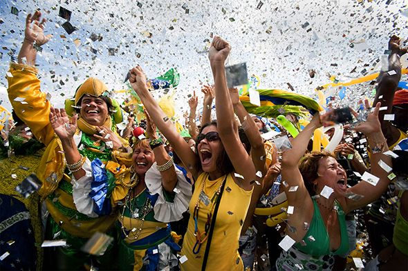 National Geographic Traveler: heading to the Olympics!