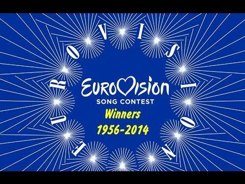 Eurovision Winners 1956-2014