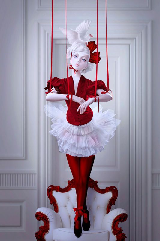 The Macabre Art of Natalie Shau