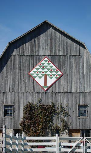 Prince Edward County Barn Quilt Trail | Barn Quilt Trails