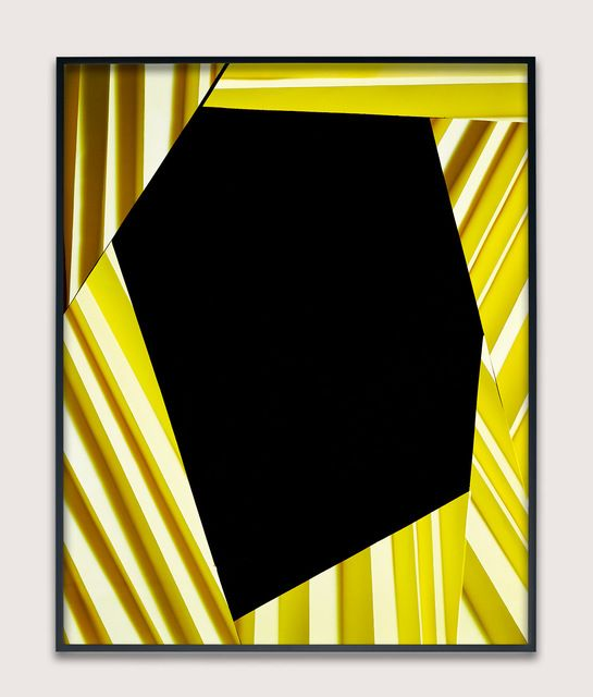 Hannah Whitaker, 'Fan Screen (Negative),' 2015, M+B