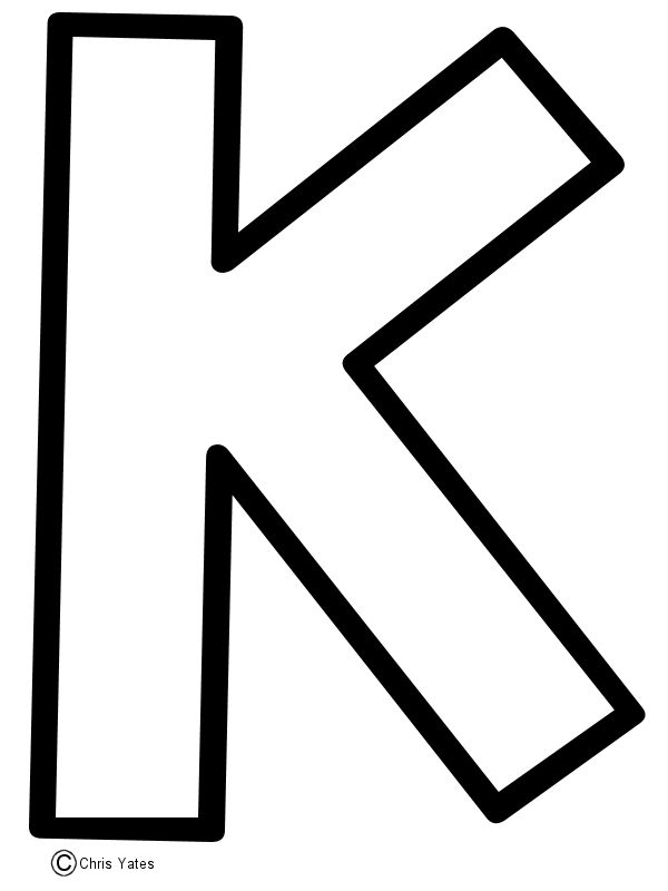 b9178499a8b8baac1005330331df8c6f--ppk-letter-k Pre Crafts Letter N Template on free printable alphabet, for preschoolers,
