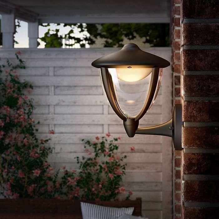Philips myGarden Outdoor Kinkiet LED Robin 15470/30/16 : Kinkiety zewnętrzne LED : Sklep internetowy Elektromag Lighting #outdoor #lighting #oświetleniedoogrodu