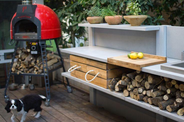 WWOO outdoor kitchen | www.wwoo.nl