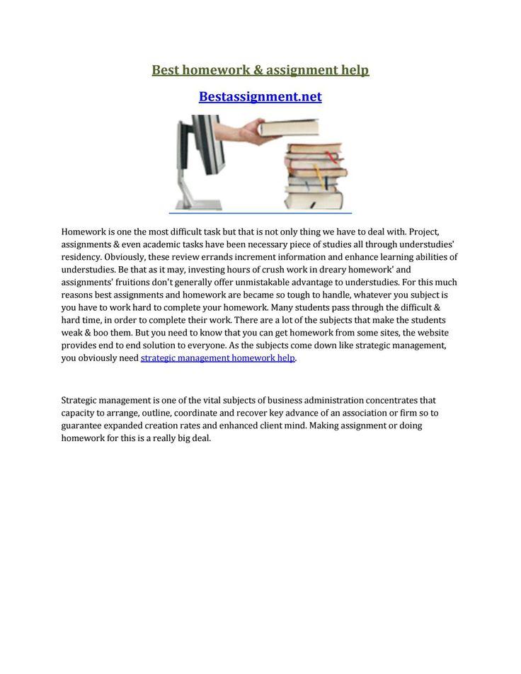Bestassignment net