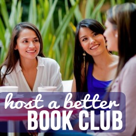 Read this article!! http://www.thedailymuse.com/breakroom/4-ways-to-host-a-better-book-club/#.  We already have an online calendar :)  I like the idea of having it at a restaurant. Should we have our next meeting at one for our neutral location meeting?