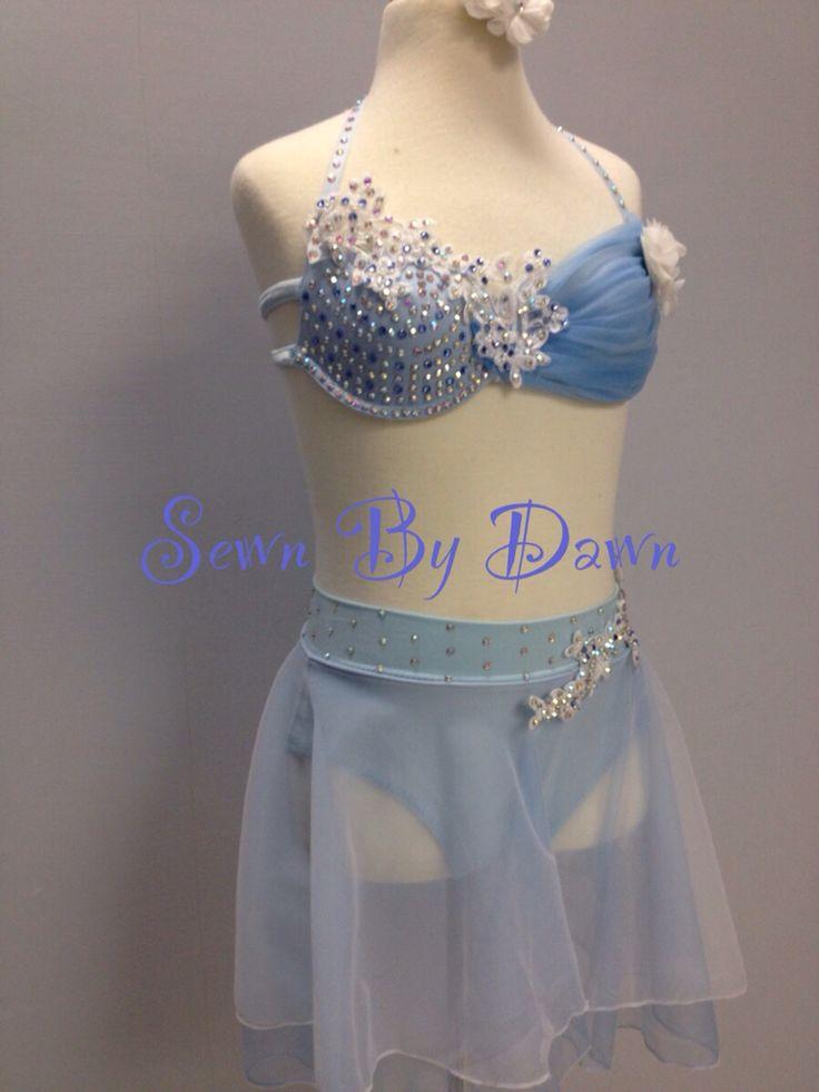 Sewnbydawn.com Custom Dance Costume
