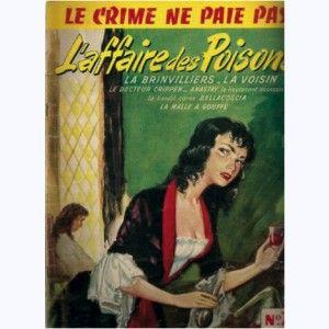 Le Crime ne Paie Pas : n° 7, L'affaire des poisons