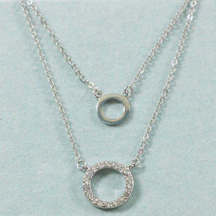 25  best ideas about circle pendant necklace on pinterest