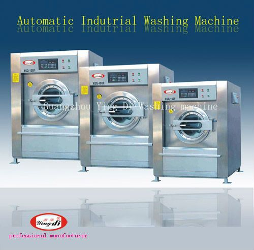 Industrial washing machines and dryers, laundry equipment used in hotels $3000~$10000