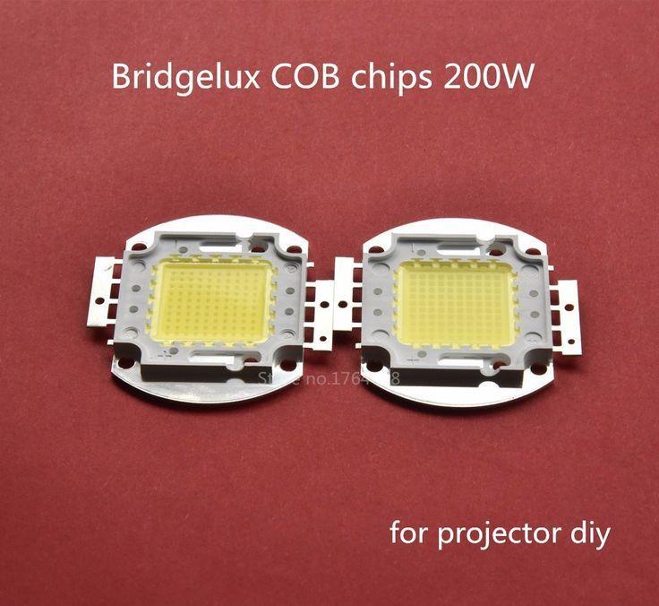 200w High Lumen Diy Projector Led Cob Led Lamp Bulb For Diy Led Projector Bridge Supercams Us 200w Bridge B Diy Projector Led Projector Lamp Bulb