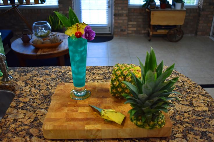 One of the most popular drinks in the islands when visiting on vacation is the Blue Hawaii. Invented by legendary bartenderHarry Lee ...