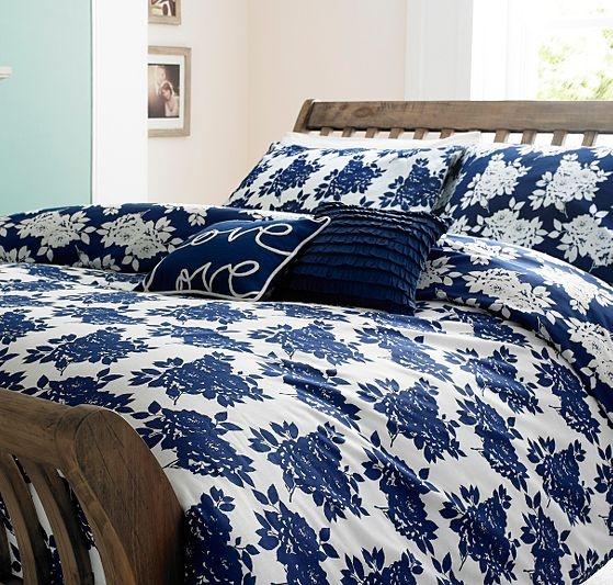 Asda Bedding Navy Silhouette Design Bedding Asda