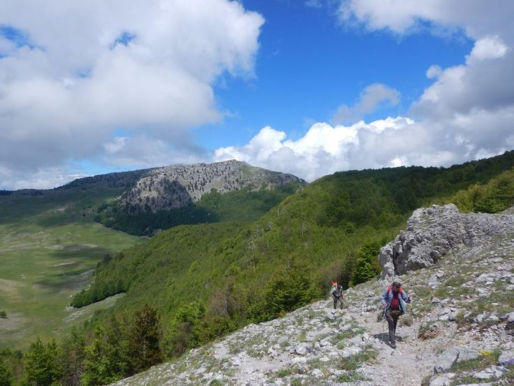 Trekking nel Parco del Pollino