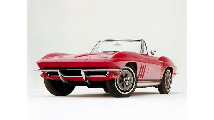 Corvette C2 (1963-1967)