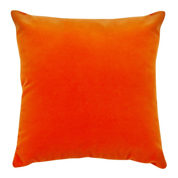 Our wonderful, cotton velvet cushions are as sumptuous, luxurious and gorgeous as our Velvet Chairs