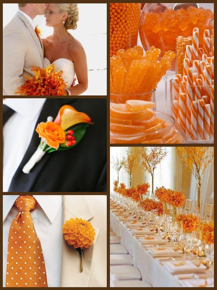 Høst bryllupstema | brudeblogg.no - bryllupsblogg om brudekjoler, bryllupsplanlegging og inspirasjonsbilder til bryllup.