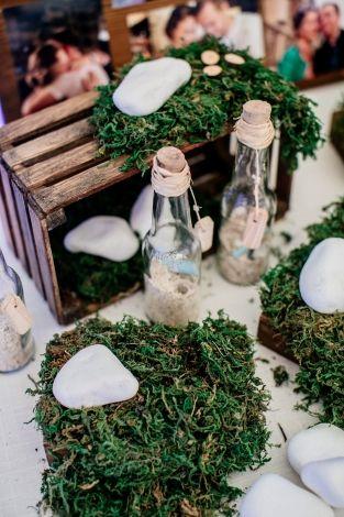 wedding, wedding decor, wedding detail, moss, свадебные мелочи, остров нашей любви