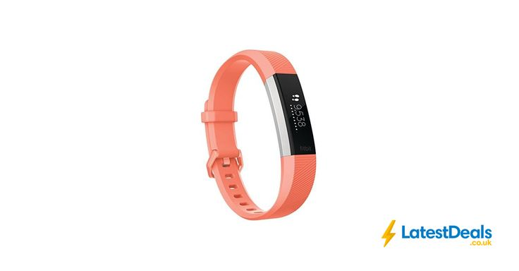 FitBit Alta HR Fitness Wristband Free Delivery, £111.13 at Amazon UK
