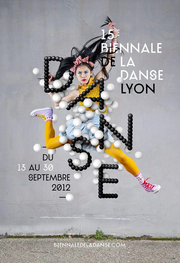 Biennale de Danse de Lyon   Identité   Les Graphiquants