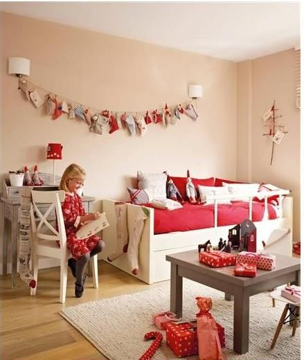 Inturage Classic Christmas Home Decoration 17