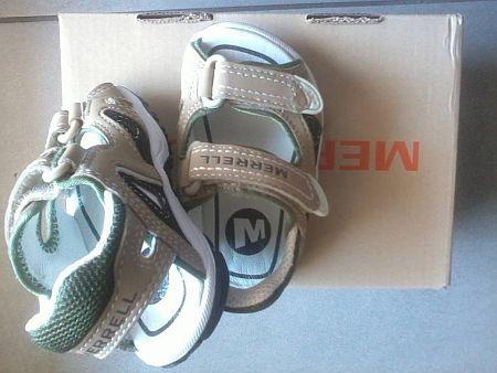 Sandaletto Merrel - Vendo