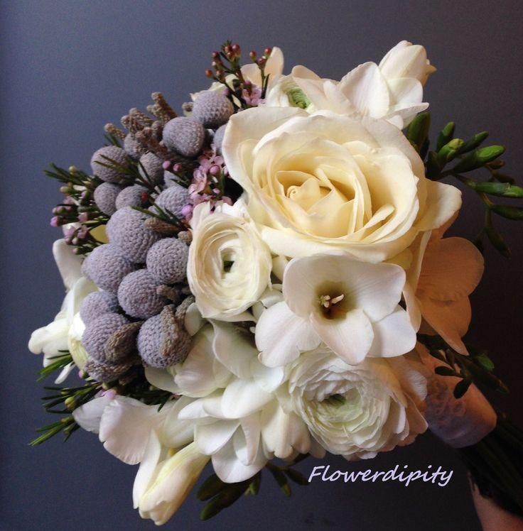 Buchet mireasa #wedding #bride #bouquet #flowers #buchet #mireasa #flori #white #alb