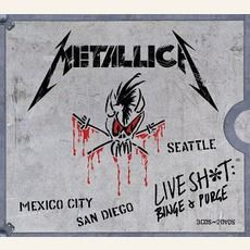 Metallica - Live Shit: Binge & Purge (1993); Download for $3.2!