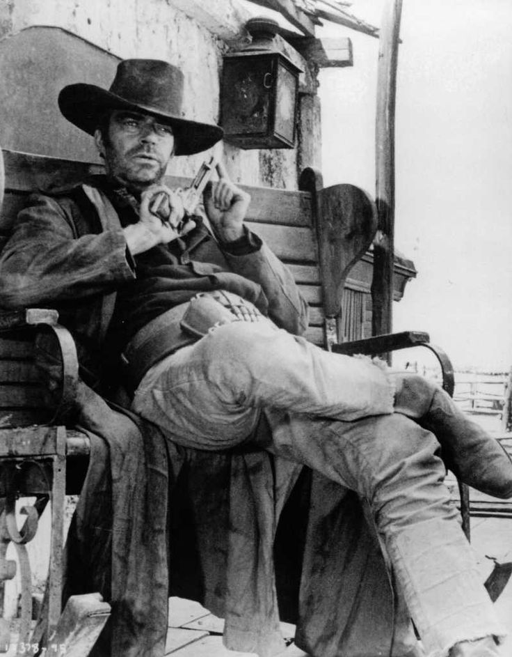 ONCE UPON A TIME IN THE WEST - Jack Elam