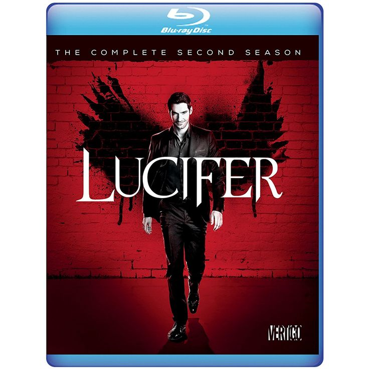 Lucifer Season 4 Release Date Usa: 2926 Best DVD And Blu-Ray Images On Pinterest