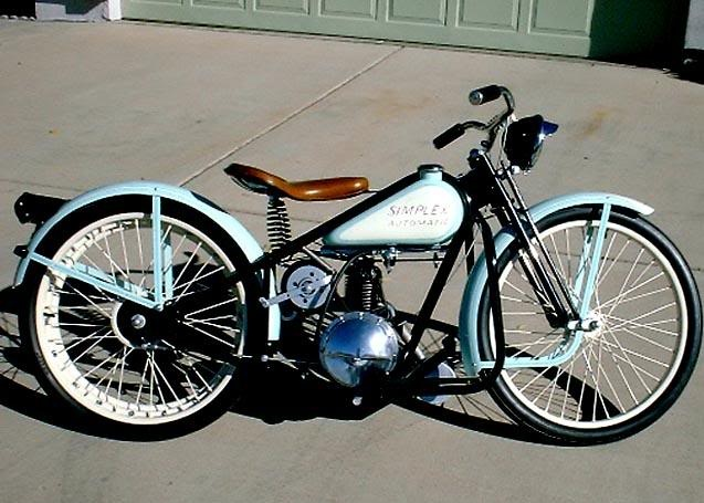 motorcycle simplex - Google Search